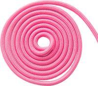 Скакалка для художественной гимнастики (3 м; розовая)