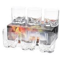 "Стакан для виски стеклянный ""Barline"" (6 шт.; 410 мл)"