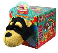 """Мягкая игрушка """"Вывернушка-сюрприз. Йоркширский терьер"""" (22 см)"""