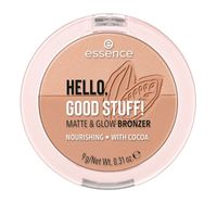"Бронзер для лица ""Hello, Good Stuff. Matte & Glow"" тон: 10"