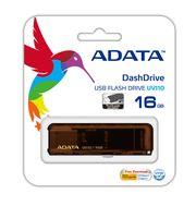 USB Flash Drive 16Gb A-Data UV110 (Brown)