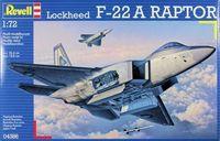 """Многоцелевой истребитель """"F-22 Раптор"""" (масштаб: 1/72)"""
