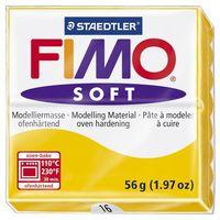 """Глина полимерная """"FIMO Soft"""" (желтый; 56 г)"""