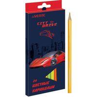"Набор карандашей цветных ""City Drive"" (24 цвета)"