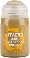 """Краска акриловая """"Citadel Texture"""" (armageddon dunes; 24 мл)"""