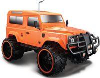 """Машинка на радиоуправлении """"Land Rover Defender"""" (масштаб: 1/16)"""