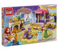 """Конструктор """"Princess Leah. Спальня принцессы"""" (265 деталей)"""