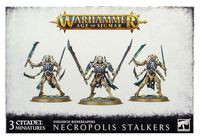 Warhammer Age of Sigmar. Ossiarch Bonereapers. Necropolis Stalkers (94-23)