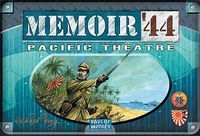 Memoir `44: Pacific Theater (дополнение)