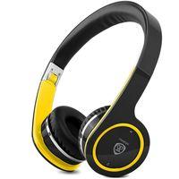Беспроводная гарнитура Prestigio PBHS1BY (Black/Yellow)