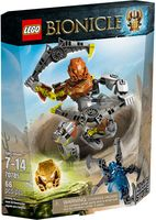 "LEGO Bionicle ""Похату - Повелитель Камня"""