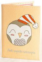 """Обложка на паспорт """"Мой першы пашпарт"""" (пингвинчик)"""