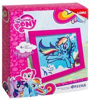 """Картина из песка """"My Little Pony. Радуга Дэш"""""""