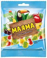 """Мармелад """"Маяма. Банан, яблоко и вишня"""" (70 г)"""