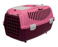 """Переноска для животных """"Traveller Capri I"""" (37х34х55 см; ягодно-розовая)"""