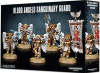 Warhammer 40.000. Blood Angels. Sanguinary Guard (41-08)