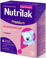 """Сухая молочная смесь Nutrilak Premium """"Антирефлюксная"""" (350 г)"""