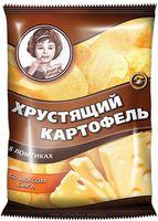 """Чипсы картофельные """"Хрустящий картофель. Со вкусом сыра"""" (70 г)"""