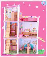 """Дом для кукол """"Doll House"""" (арт. B743)"""