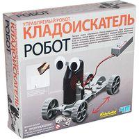 """Конструктор """"Управляемый робот кладоискатель"""""""
