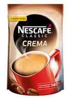 """Кофе растворимый """"Nescafe. Classic Crema"""" (140 г)"""