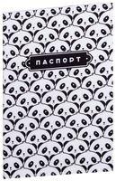 "Обложка на паспорт ""Панды"""