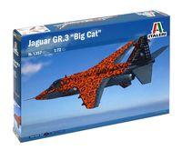 """Сборная модель """"Истребитель-бомбардировщик Jaguar Gr.3 """"Big Cat"""" (масштаб: 1/72)"""