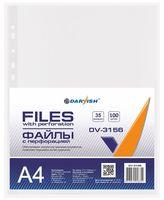 "Файл ""Darvish"" (100 шт.; А4; 35 микрон)"