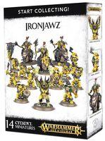 Warhammer Age of Sigmar. Ironjawz. Start Collecting (70-89)