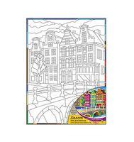 """Набор для рисования """"Европейская улица"""""""