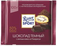 "Шоколад темный ""Ritter Sport"" (100 г)"