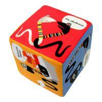 """Мягкая игрушка """"Кубик"""" (13 см)"""