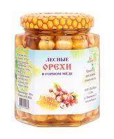 """Лесной орех в горном мёде """"Мелмур"""" (235 г)"""